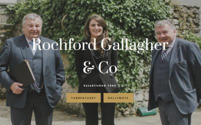 New Website Launched for Rochford Gallagher